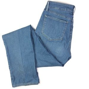 NYDJ Straight High Rise Long Jeans 8L